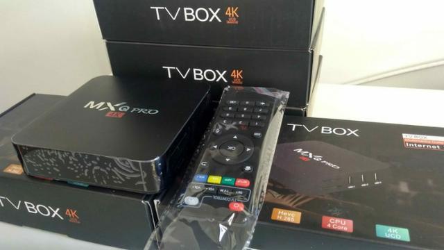 TV Box MXQ Pró - Mega Oferta! Melhor custo/benefício!