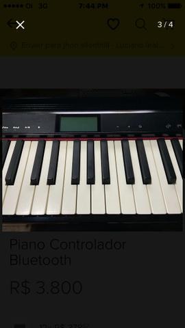 Teclado go piano roland.(defeito)leiam