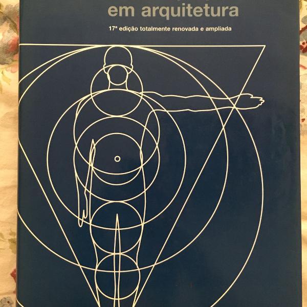 Arte de projetar em arquitetura