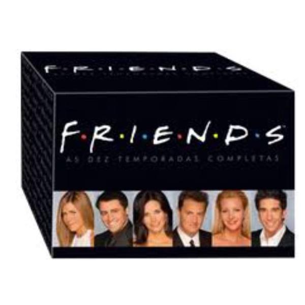 Box friends completo (10 temporadas)