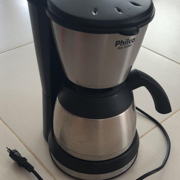 Cafeteira de inox philco ph30 thermo