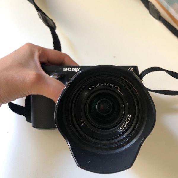 Camera sony nex - f3