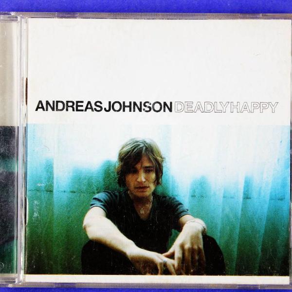 Cd . andreas johnson . deadly happy 2002