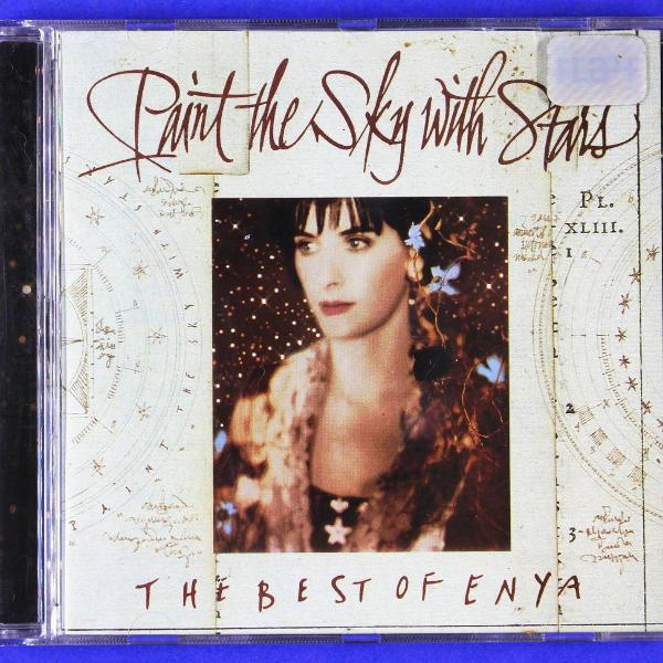 Cd . enya . paint the sky with stars . the best of enya 1997