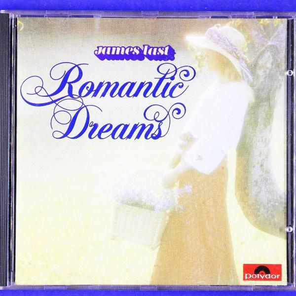 Cd . james last . romantic dreams 1980