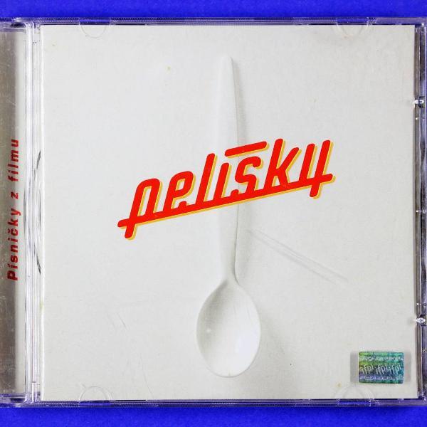 cd . písnicky z filmu pelísky 1999