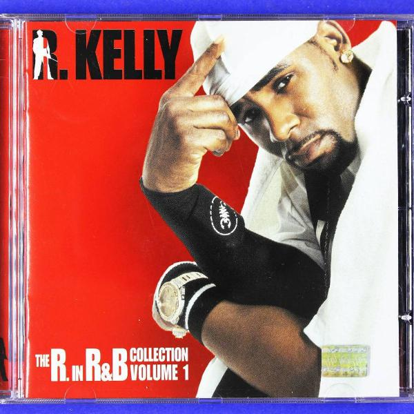 cd . r. kenny . the r. in r&b collection . vol. 1 2003