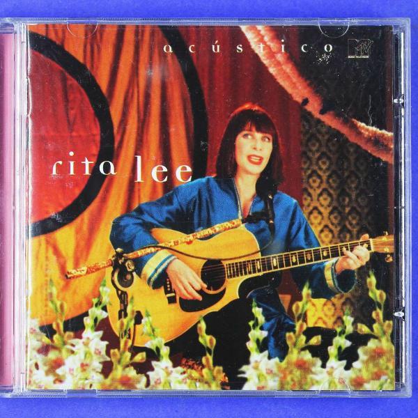 cd . rita lee . acústico mtv 1998