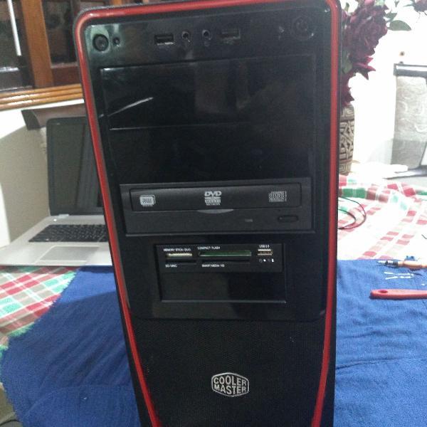 Computador gamer placa off board azus