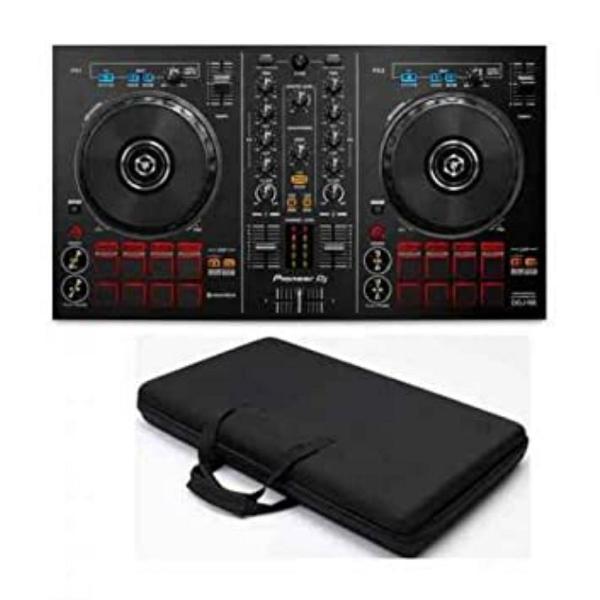 Controladora pioneer ddj-rb + capa (soft case)
