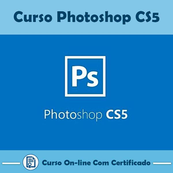 Curso online de adobe photoshop cs5 com certificado