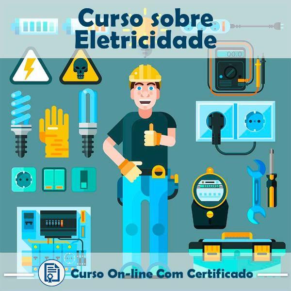 Curso online de eletricidade com certificado