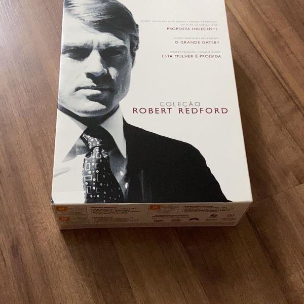 Filmes - coleção robert redford (novinha!!!)