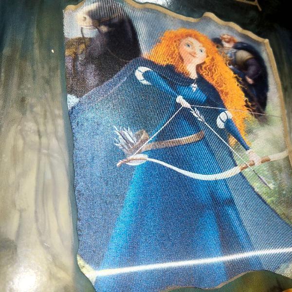 Kit 4 livros de princesas