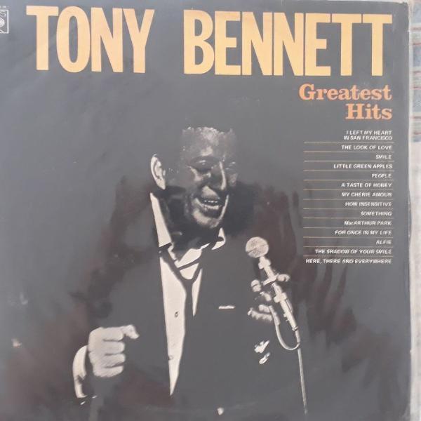 Lp tony bennett greatest hits