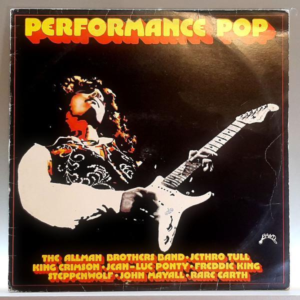 Lp vinil - performance pop - vários