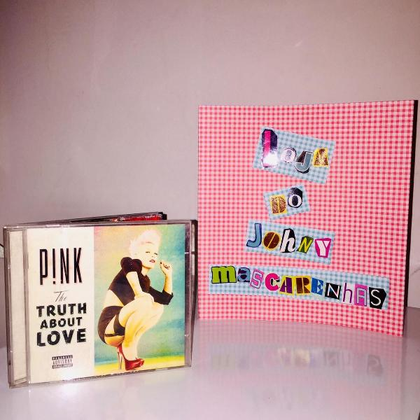 pink cd the truth about love