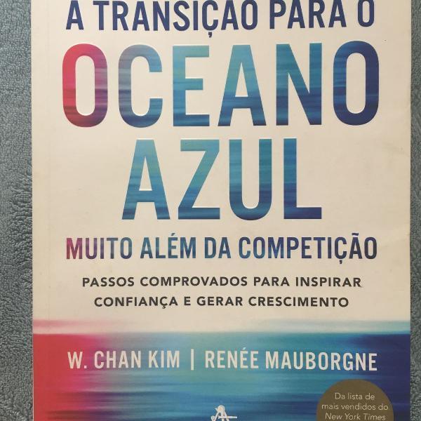 Transição para o oceano azul