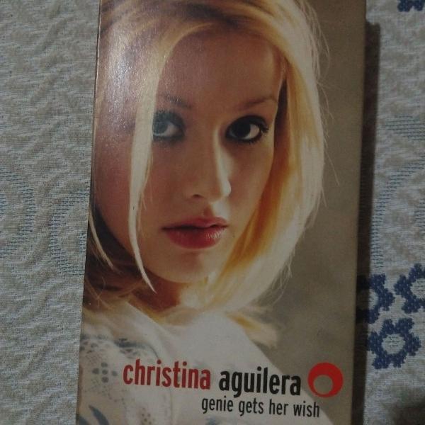 vhs Christina Aguilera - Raro