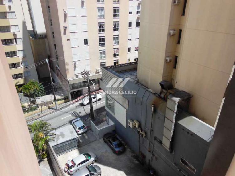 Apartamento com 2 dorms, centro, florianópolis - r$ 294