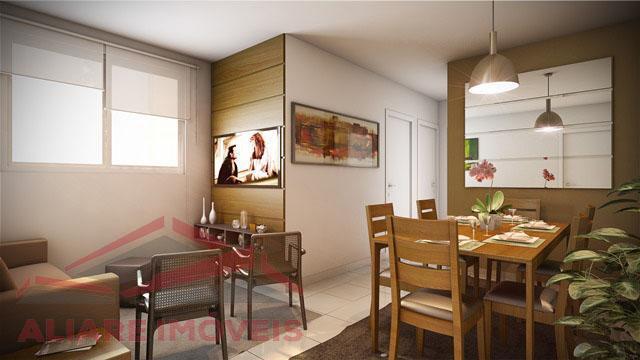 Apartamento para venda em suzano, vila nova amorim, 2