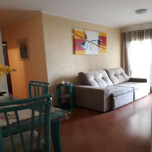 Apartamento para aluguel em alphaville possui 65 metros