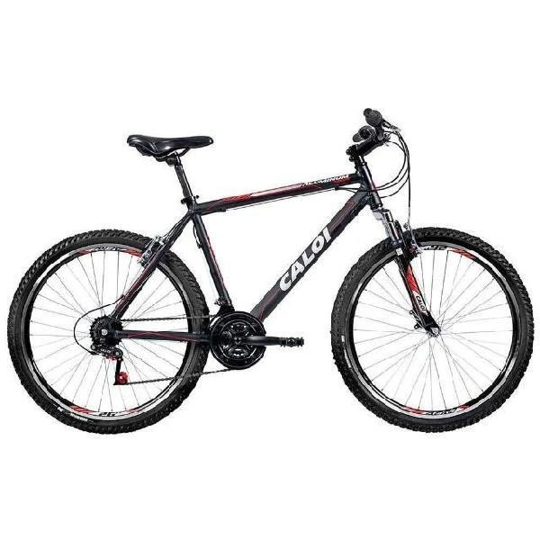 Bicicleta aluminium sport aro 26 caloi