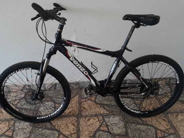Bicicleta aro 26 venzo