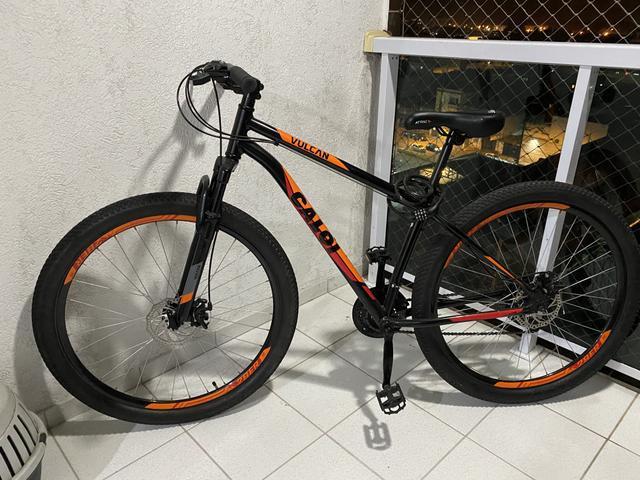 Bicicleta caloi vulcan aro 29