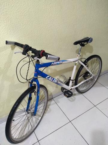 Bicicleta caloi aspen aro 26 só pegar e andar para vender