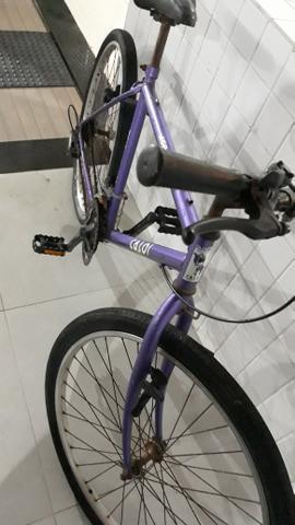Bicicleta caloi aspen aro 26(leia todo anuncio)
