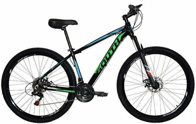 Bicicleta nova aro 29 com nota fiscal