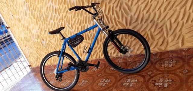 Bike aro 26 completa shimano 27vl. não abaixo valor!