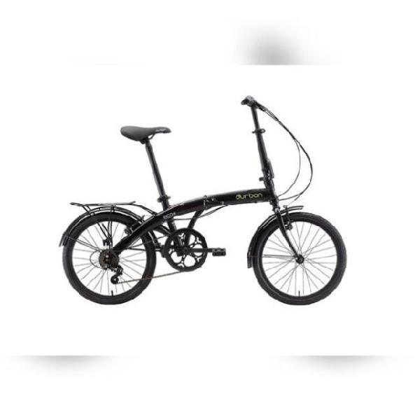 Bike dobrável durban eco+