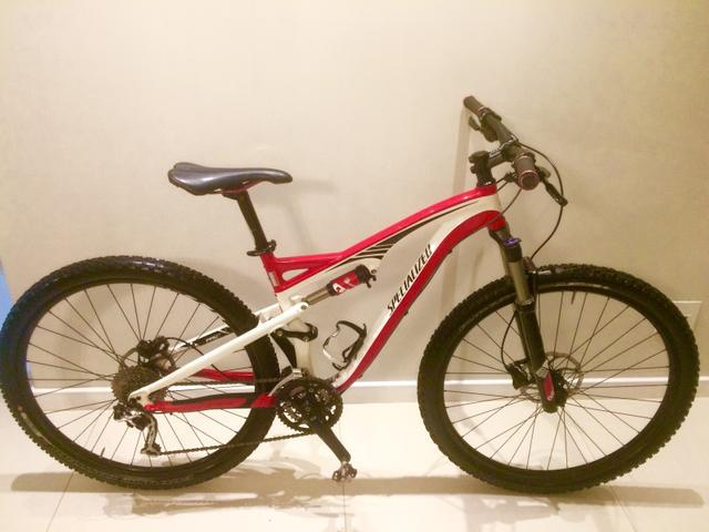 Bike specialized camber 29??