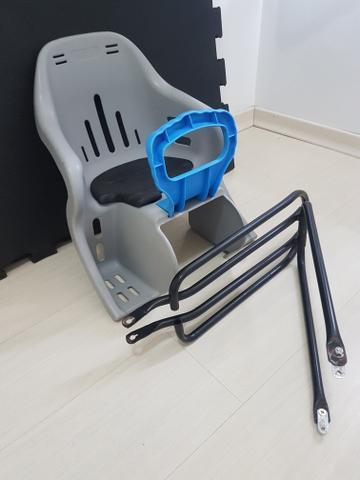 Cadeirinha infantil kalf (25kg) + bagageiro