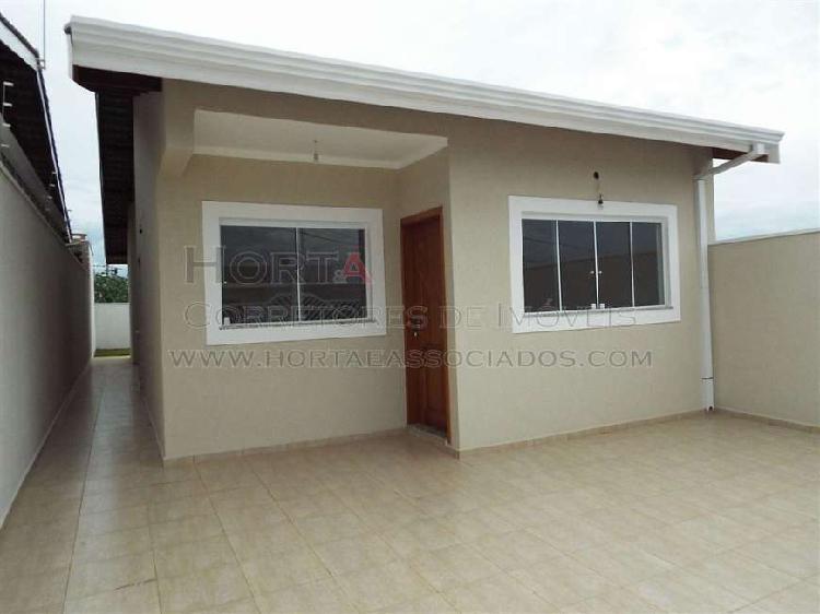 Casa 3 dormitórios térrea construção nova em atibaia-sp