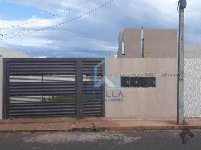 Casa à venda no bairro Jardim Presidente em Campo Grande/MS