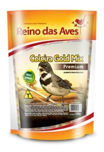 Coleira gold mix pr