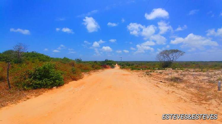 Lote/terreno em promoção na praia do iguape-aquiraz