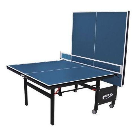 Mesa de ping pong, tampo 12mm, 15mm e 18mm, c/ rodinhas,