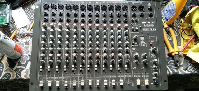 Mesa de som watson 12 canais *leia o anuncio