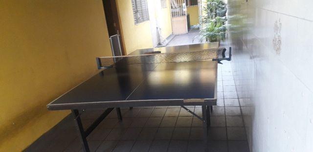 Mesa de ping pong semi nova