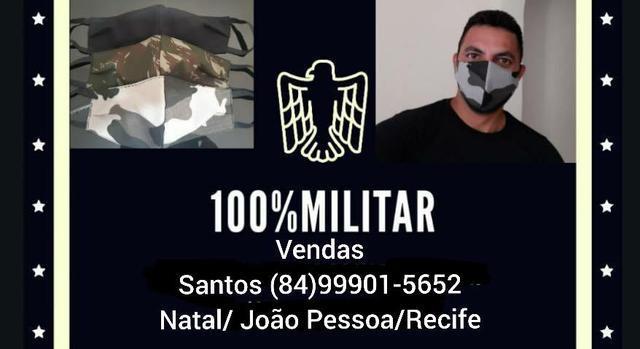 Máscara ninja exclusivamente militar