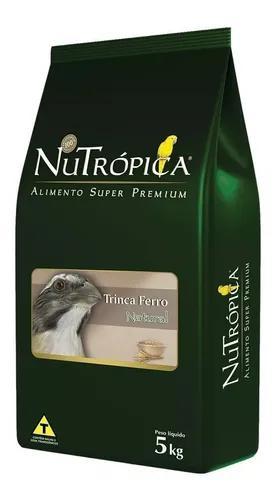 Nutropica trinca ferro natural 5kg