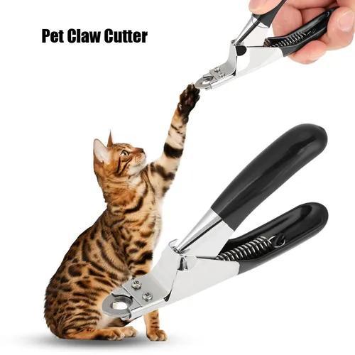 Pet cão gato dedicado prego tesoura dedo do pé garra tosqu
