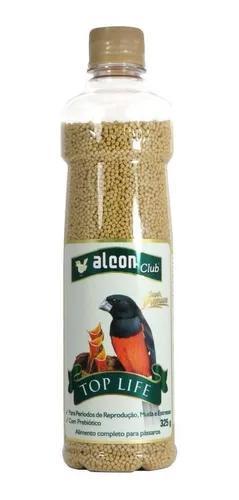 Ração alcon club top life 325g