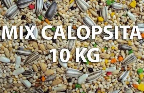 Ração mix mistura para calopsita 10kg