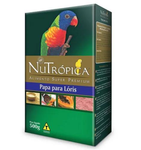 Ração nutrópica papa para lóris - 500 g