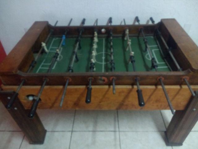 Tudo 1,700 mesa, pebolim ping pong